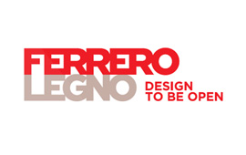 Ferrero Legno, design to be open